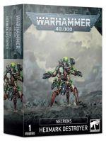 W40k: Nekrons Hexmark Destroyer (1 figúrka) (STHRY)