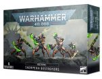 Hračka W40k: Nekrons Skorpeh Destroyers (4 figurky)