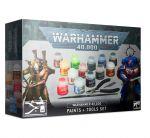 Stolní hra W40k: Paint + Tool Set