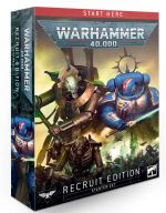 W40k: Recruit Edition Starter Set (poškodená krabica) (STHRY)