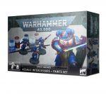 Stolní hra W40k: Space Marines: Assault Intercessors Paint Set