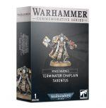 Hračka W40k: Space Marines Terminator Chaplain Tarentus (1 figurka)
