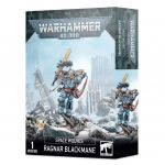Hračka W40k: Space Wolves Ragnar Blackmane (1 figurka)