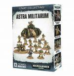 Hračka W40k: Start Collecting Astra Militarum (13 figurek)