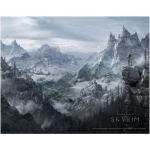 Wallscroll The Elder Scrolls V: Skyrim