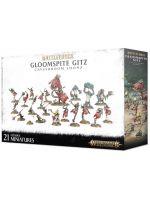 Stolová hra W-AOS: Battleforce: Gloomspite Gitz Caveshroom Loonz (21 figurek)