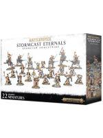 Stolová hra W-AOS: Battleforce: Stormcast Eternals Exorcism Soulstrike (22 figurek)