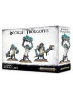 W-AOS: Gloomspite Gitz Rockgut Troggoths (3 figúrky) (STHRY) + figúrka zadarmo