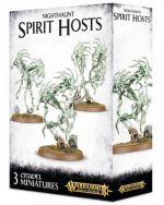 W-AOS: Nighthaunt Spirit Hosts (3 figúrky) (STHRY)