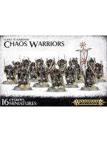 Stolní hra W-AOS: Slaves to Darkness - Chaos Warriors (16 figurek) (poškozený obal)l