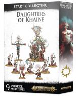 W-AOS: Start Collecting Daughters of Khaine (9 figúrok) (STHRY)