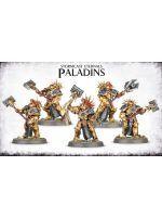 Stolní hra W-AOS: Stormcast Eternals - Paladins (5 figurek) (poškozený obal)