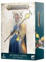 W-AOS: Broken Realms - Arcobalde Lazerne, Xintil War-Magi (3 figúrky) (STHRY)