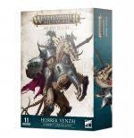 W-AOS: Broken Realms - Horrek Venzai, Horrek's Dreadlance (11 figúrok) (STHRY)