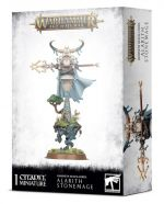 W-AOS: Lumineth Realm Lords Alarith Stonemage (1 figúrka) (STHRY)