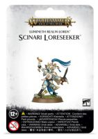 Hračka W-AOS: Lumineth Realm Lords Scinari Loreseeker (1 figurka)