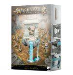 Hračka W-AOS: Lumineth Realm Lords Shrine Luminor (1 figurka)
