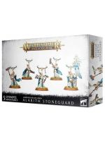 Hračka W-AOS: Lumineth Realm Lords Alarith Stoneguard (5 figurek)