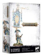 W-AOS: Lumineth Realm Lords Vanari Bannerblade (1 figúrka) (STHRY)