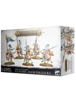 W-AOS: Lumineth Realm Lords Vanari Dawnriders (5 figurek) (STHRY)