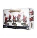 Hračka W-AOS: Soulblight Gravelords - Blood Knights (5 figurek)