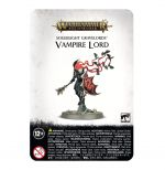 Hračka W-AOS: Soulblight Gravelords - Vampire Lord (1 figurka)