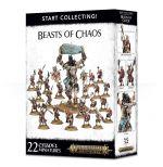 Hračka W-AOS: Start Collecting Beasts of Chaos (22 figurek)