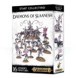 Hračka W-AOS: Start Collecting Daemons of Slaanesh (16 figurek)