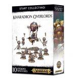 Hračka W-AOS: Start Collecting Kharadron Overlords (10 figurek)