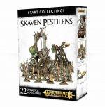 Hračka W-AOS: Start Collecting Skaven Pestilens (22 figurek)