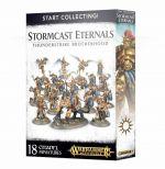 Hračka W-AOS: Start Collecting Stormcast Eternals Thunderstrike Brotherhood (18 figurek)