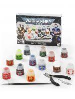 Hračka Warhammer 40,000: Paints + Tools Set