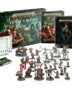Stolní hra Warhammer Age of Sigmar: Feast of Bones (Starter Set)
