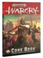 Kniha Warhammer Age of Sigmar: Warcry - Core Book