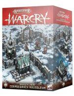 Stolní hra Warhammer Age of Sigmar: Warcry - Ravaged Lands Corpsewrack Mausoleum (rozšíření)