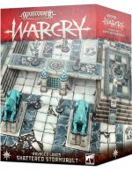 Warhammer Age of Sigmar: Warcry - Ravaged Lands: Shattered Stormvault (terén) (STHRY)