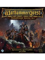 Stolová hra Warhammer Quest: dobrodružná karetní hra