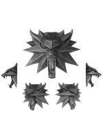 Hračka Zaklínač: Nástěnný medailon Vlka (Dark Horse)