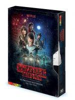 Hračka Zápisník Stranger Things - Season 1 VHS