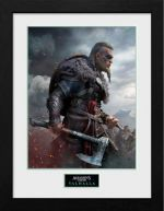 Zarámovaný plagát Assassins Creed: Valhalla - Ultimate Edition (HRY)