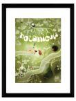 Zarámovaný plakát Xzone Originals - Botanicula
