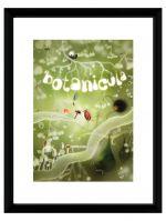 Zarámovaný plagát Xzone Originals - Botanicula (HRY)