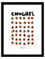 Zarámovaný plagát Xzone Originals - Chuchel (HRY)