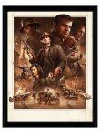 Zarámovaný plakát Xzone Originals - Cosa Nostra
