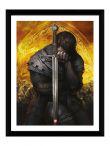 Zarámovaný plakát Xzone Originals - Kingdom Come: Deliverance (ver. 2)