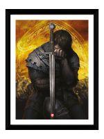 Hračka Zarámovaný plakát Xzone Originals - Kingdom Come: Deliverance (ver. 2)