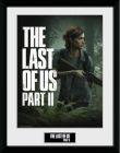 Zarámovaný plakát The Last of Us Part II - Key Art