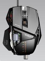 Herné príslušenstvo Cyborg R.A.T. 7 herná myš (6400dpi)