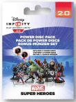 Disney Infinity 2.0: Herné mince Marvel Super Heroes
