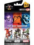 Disney Infinity 3.0: Minihra pre Toy Box - Takeover